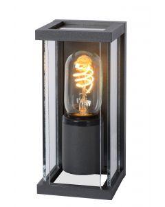 CLAIRE MINI Wandlamp Buiten 1xE27 IP54 Antraciet