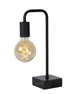 LORIN Tafellamp 1xE27 Zwart