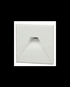 Cover vierkant met design gat t.b.v. BW0010 Wit