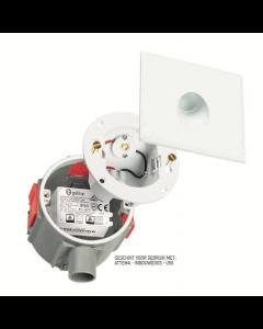 Wandinbouw BW0010 LED module tbv. BW0011 & BW0012 1W 350mA excl. driver