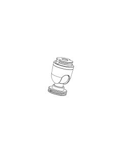 GA 37 Nippelkoppeling verstelbaar - Wit