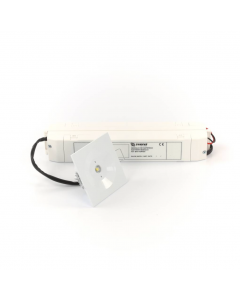Spazio LSQ LED 200 Lumen nood-nood/continu Autonomie 1 uur. IP40