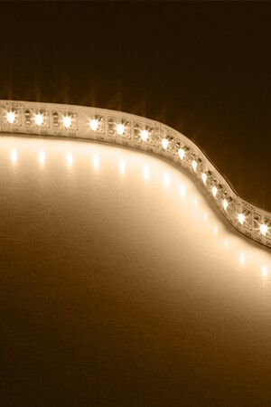 LED-strips Warm wit